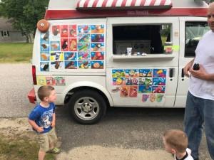 Ice Cream. That's only part of what kids love about Kelly's Ice Cream Truck.