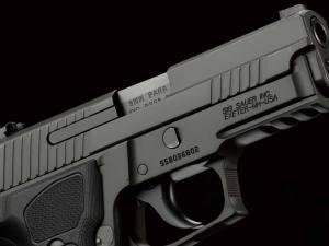 ** Sig Sauer P226 Legion - 9mm DA/SA **
