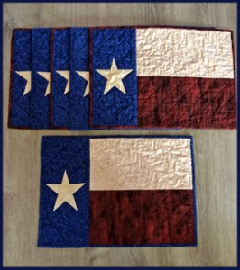 Texas Placemats