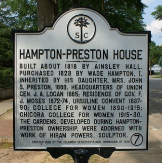 Hampton-Preston Mansion and Gardens