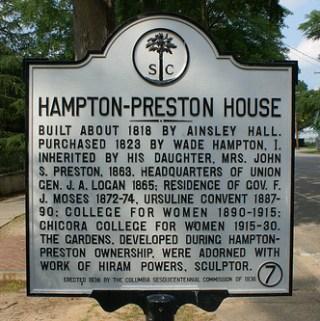 Hampton-Preston Mansion and Gardens