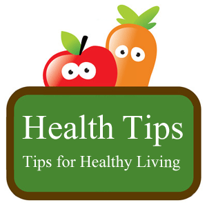 Tips To Better Health