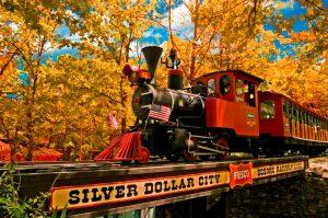 30. SDC Rides - Train Fall