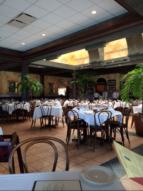 Dining Room - Columbia - Restaurant - Clearwater beach - Florida - Kelly's Thoughts On Things
