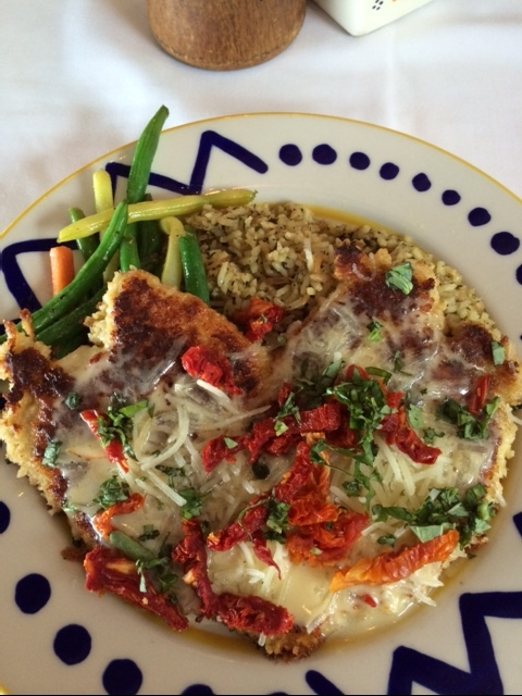 Pollo - Manchego -Columbia - Restaurant - Clearwater beach - Florida - Kelly's Thoughts On Things