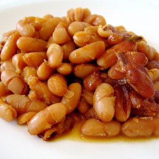 Boston Baked Navy Beans Recipe