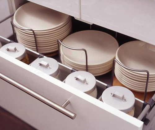 Organize Your Kitchen Into Work Stations