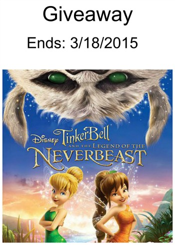 TinkerBell and The Ledgend of The Neverbeast - Kelly's Thoughts On Things