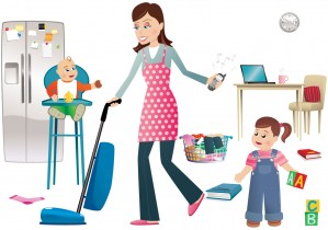 Why I chose to be a stay at home mom
