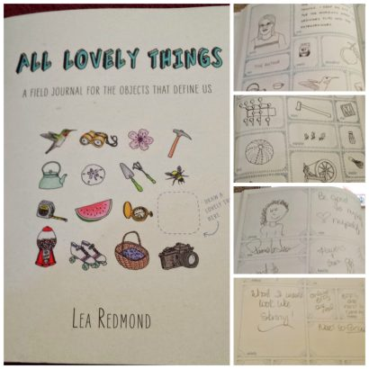 All Lovely Things Book Review- Very Cool