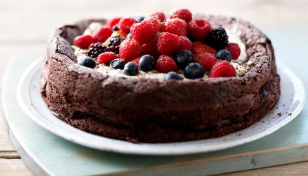In Search of the Perfect Chocolate Cake