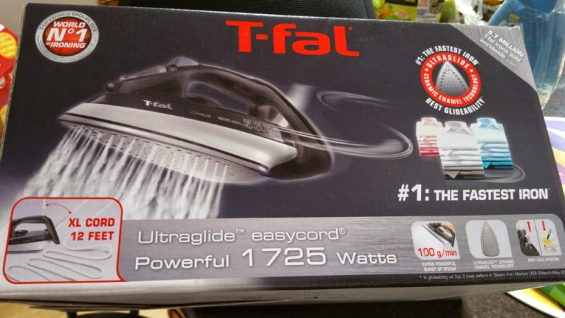 T-fal FV4495 Ultraglide Easycord Steam Iron