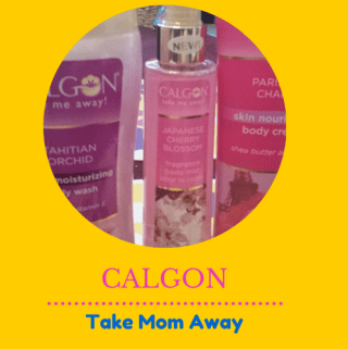 Calgon Please Take Mom Away
