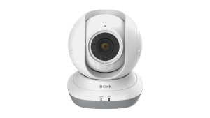 HD Pan & Tilt Wi-Fi Baby Camera