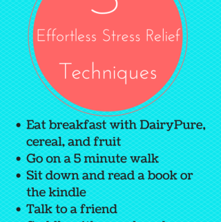 5 Effortless Stress Relief Techniques