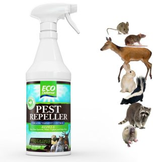 The Organic Pest Repeller by Eco Defense #ecodefense