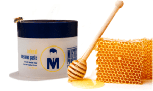 Mister Pompadour: Natural Beeswax Paste