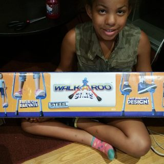 Summer Fun Activity: Walkaroo Stilts by Geospace