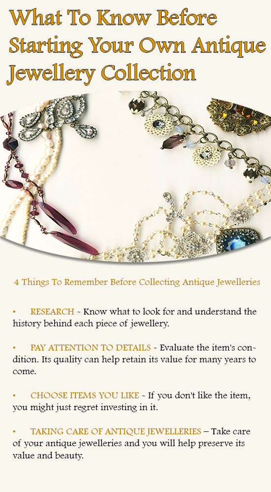Starting an Antique Collection – Here's What You Need to Know