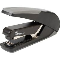 Staples® One-Touch™ Plus Desktop Flat Stack Full Strip Stapler, 30 Sheet Capacity
