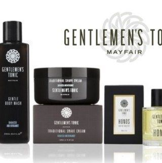 The Gentle Body Wash by Gentlemen's Tonic, Men's Luxury in a Bottle