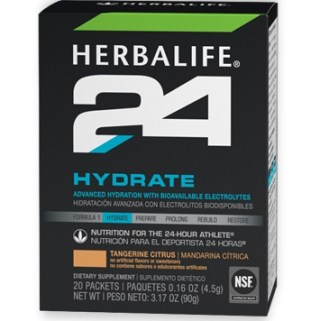 Herbalife 24 Hydrate Drink Mix