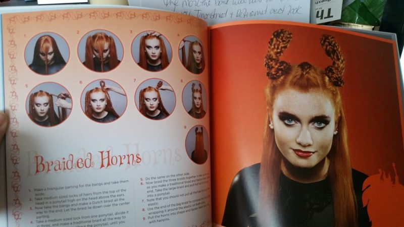 Hairstyles and Looks- Disney Villains
