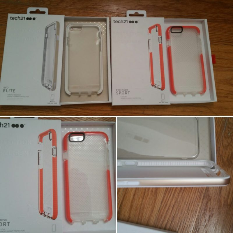 Tech21 iPhone Cases-