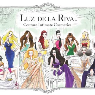 Wanna Spice It Up? Get More Enjoyment? Luz De La Riva Couture Intimate Cosmetics
