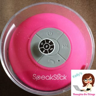 SpeakStick Bluetooth Speaker Rocks!