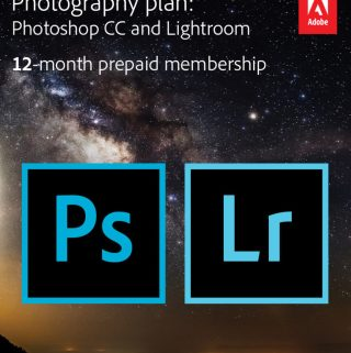 Adobe Creative Cloud Photography Plan @creativecloud and @BestBuy #AD