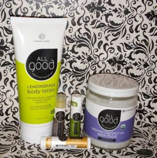 All Good Organic Products Make Gift Giving Easy