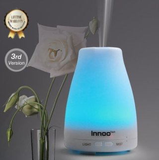 Ultrasonic Aroma Essential Oil Diffuser from Innoo Tech