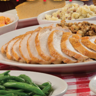 Hassle Free Thanksgiving Feast with Buca di Beppo