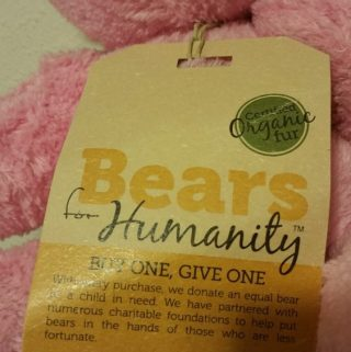 Buy One Give One~ Bears For Humanity