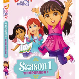 Dora and Friends: The Complete First Season