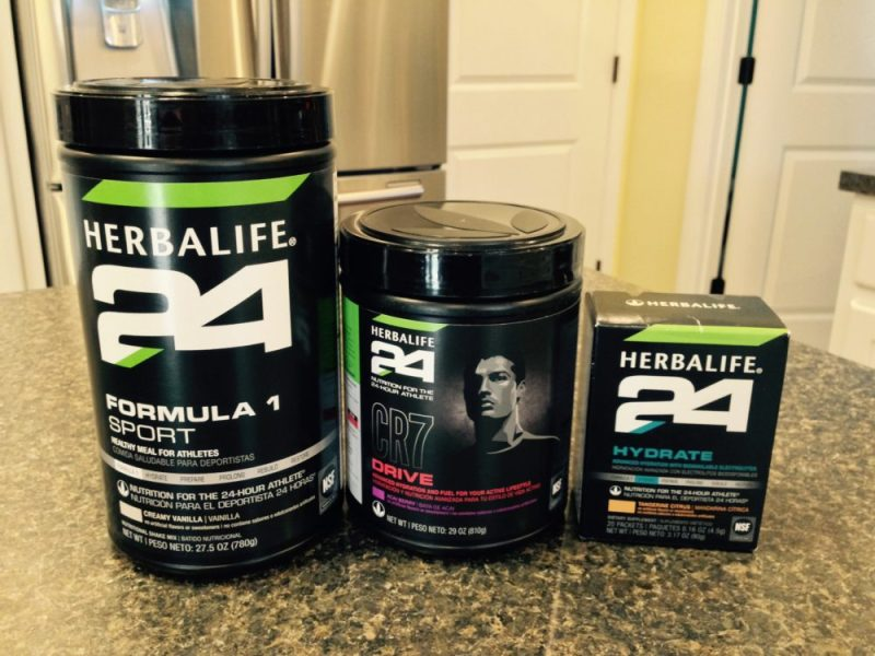 Herbalife24 CR7 Drive! A New Alternative To Sports Drinks