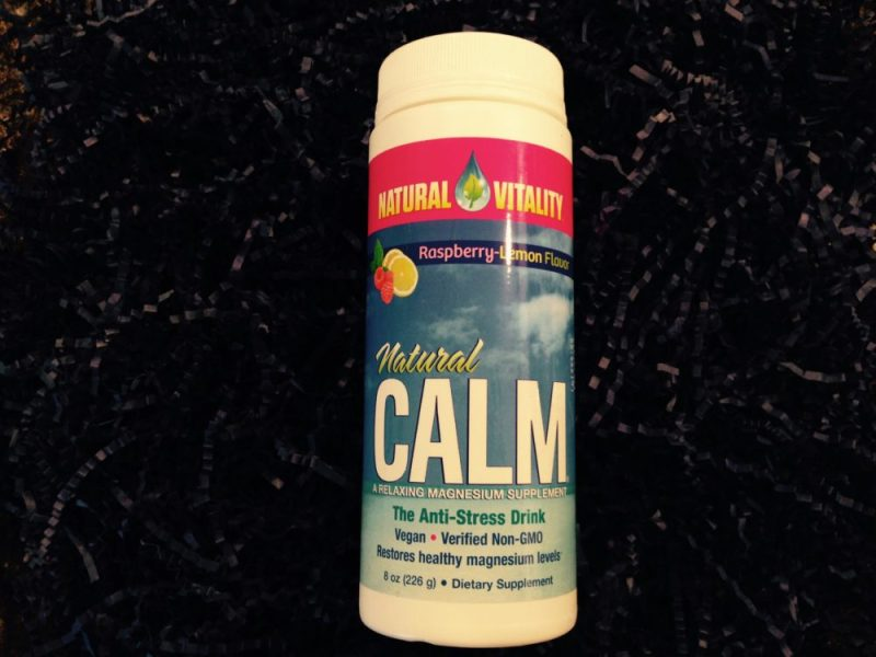 Natural Calm Drink Mix (Natural Vitality Organic Connections)