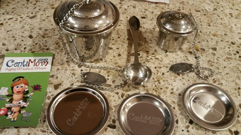 Premium Stainless Steel Tea Infusers