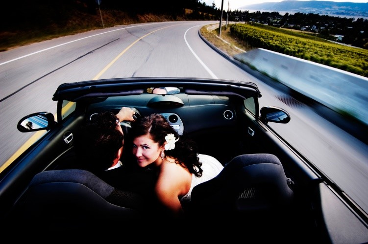 Finding The Perfect Car For Your Wedding Day