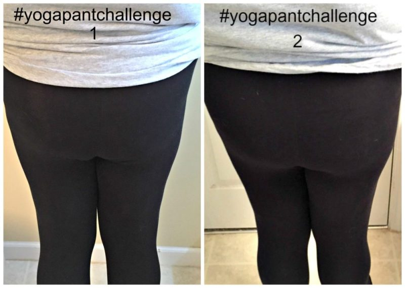 Join Me In The #YogaPantChallenge with Depend® Active Fit