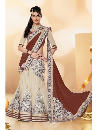 tep Out in Style in an Exquisite Lehenga Choli