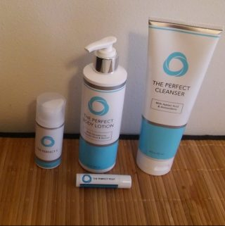 Perfect Skin is possible with the Perfect Line of Products