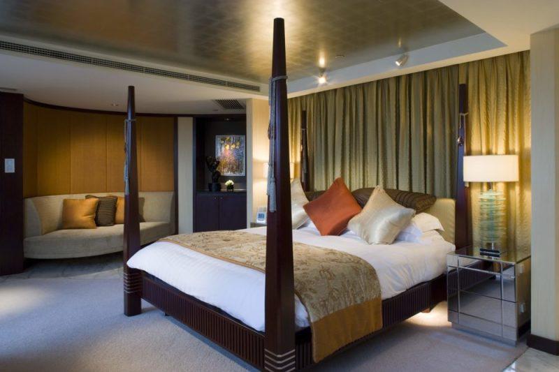 bedroom post
