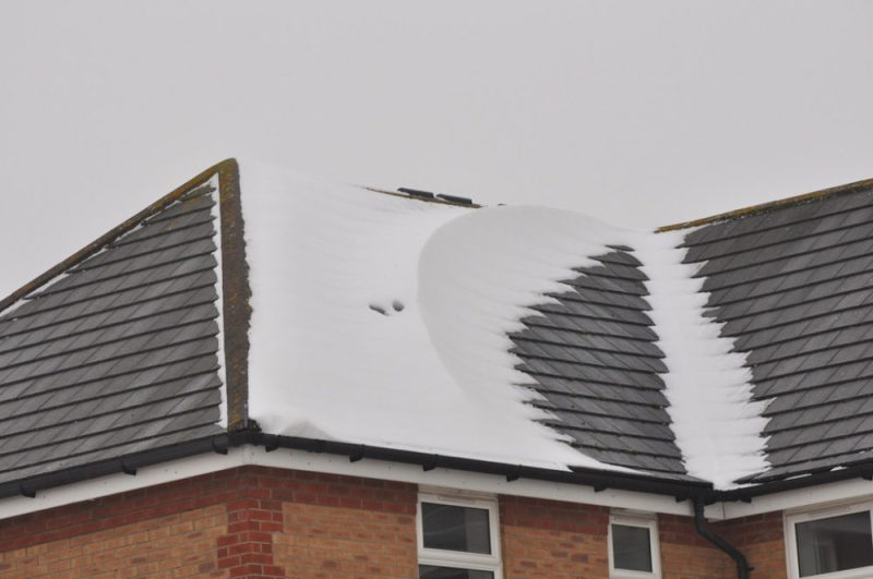 Protecting Your Home's Roof from Snow