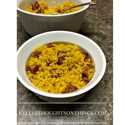Aidells® Sausage Spanish Rice