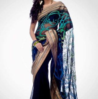 Sarees Are Back with a Bang