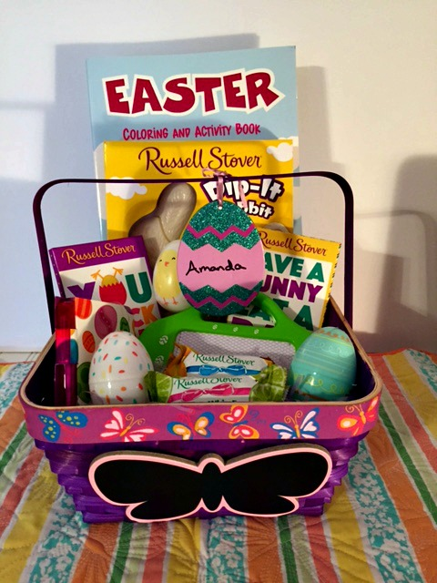 Build Your Own Easter Basket with Russell Stover