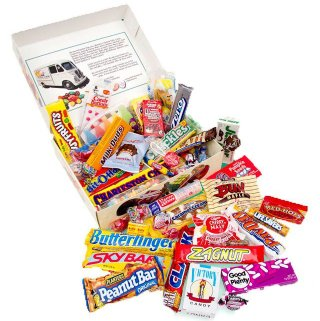 Childhood Sweetness In A Box
