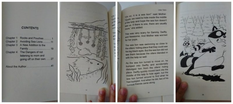 otter tales book